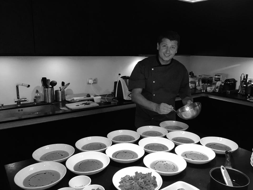Chef a domicile Aix en Provence