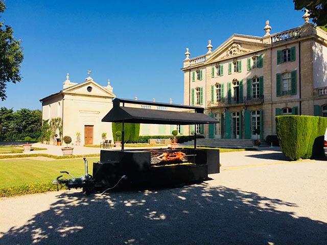 Tarif méchoui à domicile sur les departements du Gard et Vaucluse